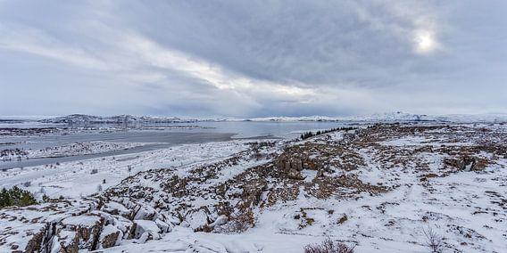 Thingvellir National Park - IJsland van Tux Photography