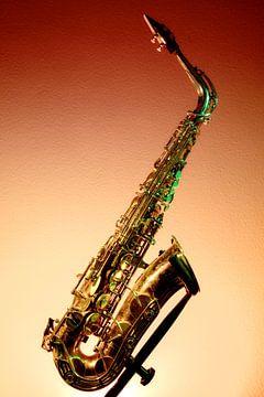 Altsaxofoon van Antoon van Osch