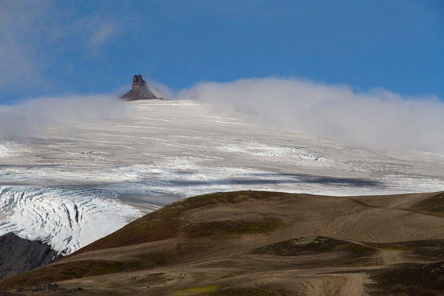 Berglandschap van Ronald Jansen