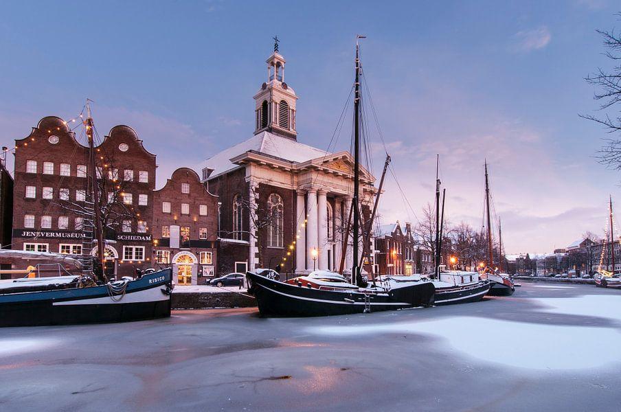 Winters Schiedam van Jan Sluijter