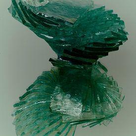 glasfusion groen van joyce kool