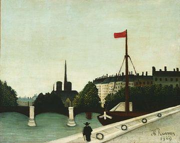 Notre Dame, Henri Rousseau