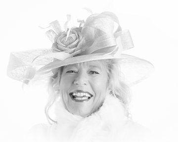 La dame qui rit von Alex Dallinga