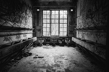Badezimmer Fort la Chartreuse von Deborah Zannini