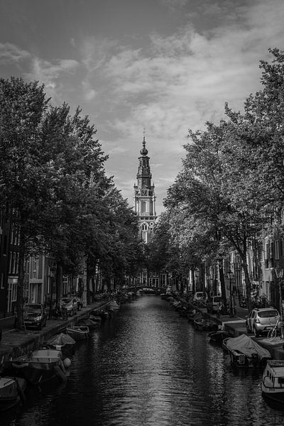 Zuiderkerk Amsterdam van Ronald Huiberse