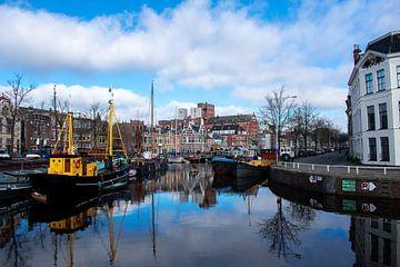 Bocht van Ameland in Groningen van Eugenlens