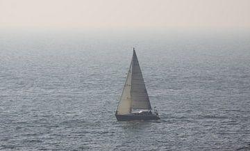 Zeilbootje van MSP Canvas