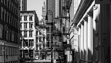 New York   Green Street van