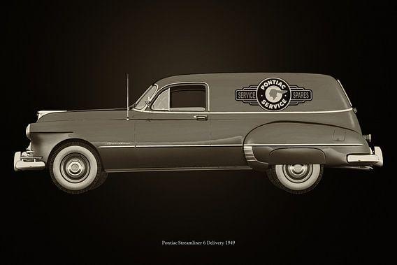 Pontiac Streamliner Delivery