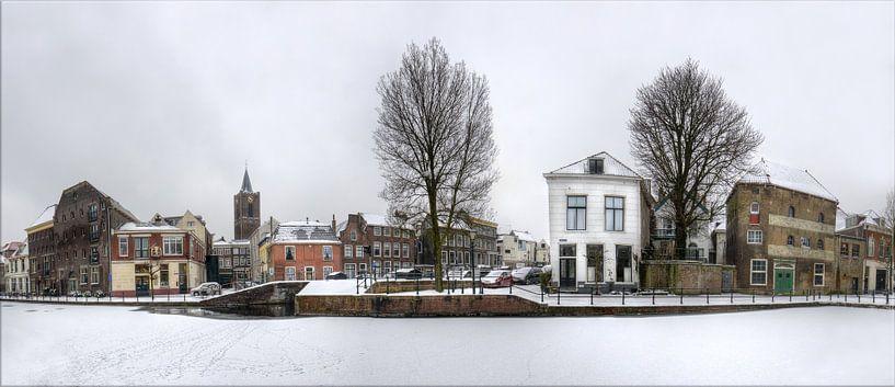 Winters Schiedam van Hans Kool