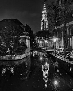 Hometown Nocturnal Amersfoort von Frank Hoogeboom