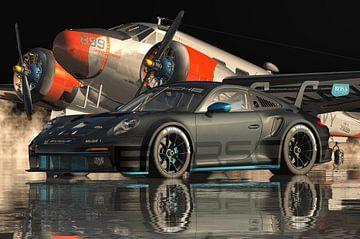 Porsche 911 GT3 RS ab 2021 von Jan Keteleer