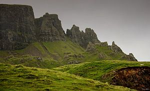 impressions of scotland - quiraing IV