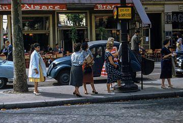 Mode des années 60 sur Jaap Ros