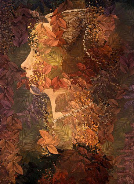 Femme  Automne van Aimelle ML