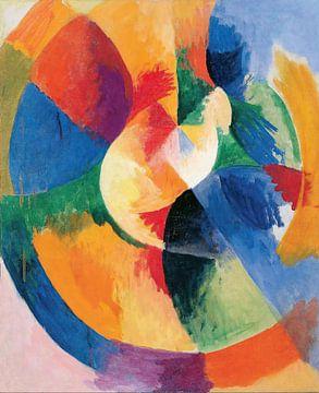 Robert Delaunay-Kreis, Sonne