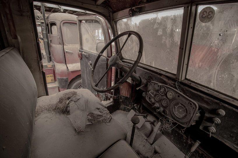 Feuerwehrfahrzeug Mercedes-Benz L4500 von Robbert Wille