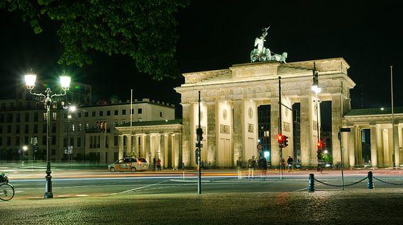Branderburger Tor from 1788, Berlijn van Sven Wildschut
