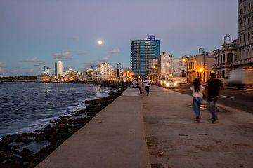 La Havane sur Eric van Nieuwland