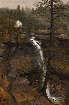 Sanford Robinson Gifford-Kauterskill Falls.