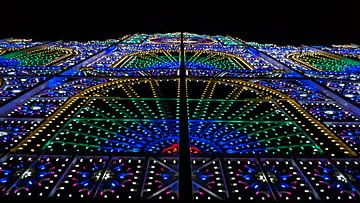 Kleurige lichtjes