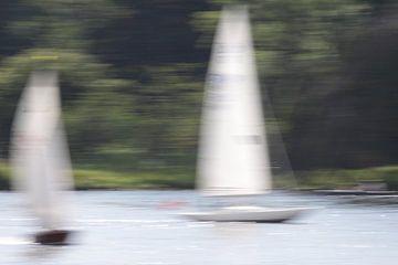 The dream of sailing 4 van
