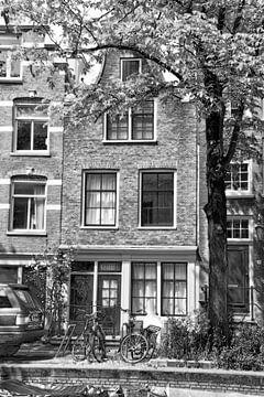 Nummer 3 Egelantiersgracht 54 Huis B&W Artistic sur Hendrik-Jan Kornelis