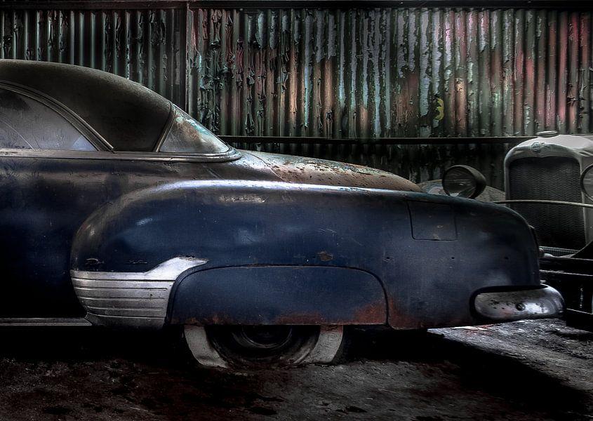 Chevrolet van Olivier Van Cauwelaert