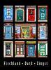 Schöne Türen in Fischland Darß und Zingst von Christian Müringer Miniaturansicht