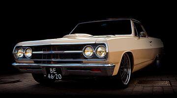 Chevrolet el Camino 1965 von marco de Jonge