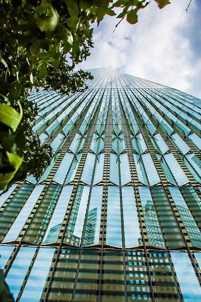 Freedom Tower / World Trade Centre, New York van Maarten Egas Reparaz