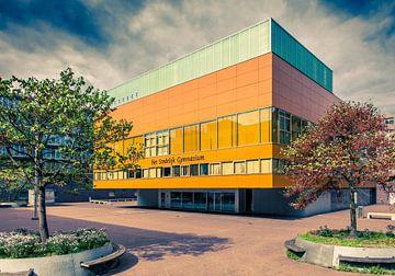 Städtisches Gymnasium in 's-Hertogenbosch, Niederlande von Marcel Bakker