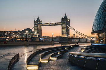 Tower Bridge, London, Vereinigtes Königreich von Lorena Cirstea