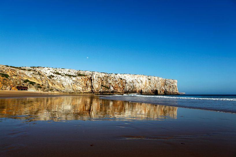 Praia do Beliche - prachtig strand van Jacqueline Lemmens