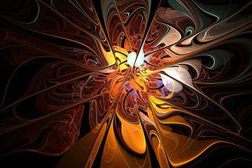 Fraktal Dynamik van Markus Wegner