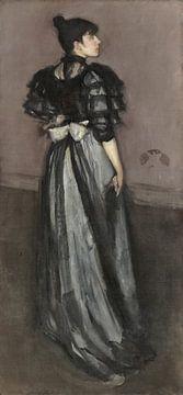 Perlmutt und Silber - Der Andalusier, James McNeill Whistler