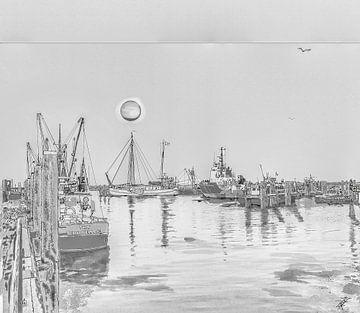 Der Hafen von Henk Schmitz