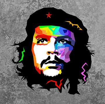 Che Guevara van Damien Vincent