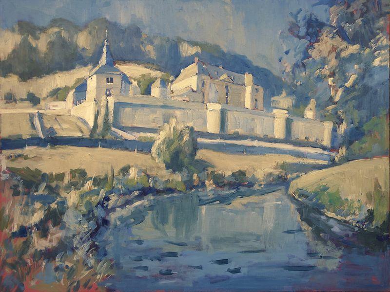 Château Neercanne an der Jeker von Nop Briex