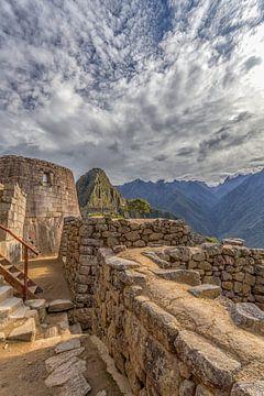 A morning @ Machu Picchu (Peru) - part three van Tux Photography