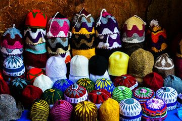 Marokkaanse fez von Peter Relyveld