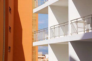 Balkon  sur Jet Couzijn