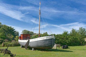 Museumsschiff Luise in Göhren,Insel Rügen von Peter Eckert