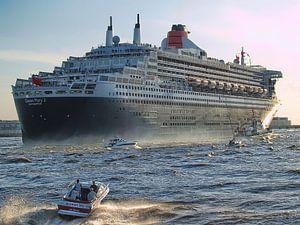 Das ganz große Schiff van