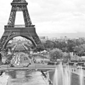 De Eiffeltoren sur Jasper van de Gein Photography