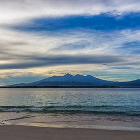 Sunrise @ Gili Meno (Indonesia) van Tux Photography