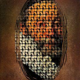Oude meester , Rembrandt van Carla van Zomeren