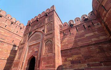 Agra: Fort Agra sur Maarten Verhees