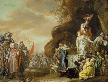 Das Opfer von Polyxena, Pieter Codde