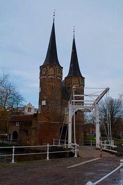 Oostpoort Delft van Maurice De Vries
